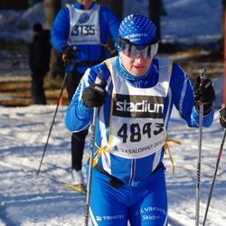 Skiing 90 km - Jari Toivanen (4843)