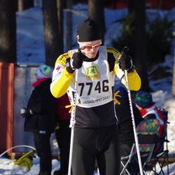 Skiing 90 km - Dyhrberg Karsten Nielsen (7746)