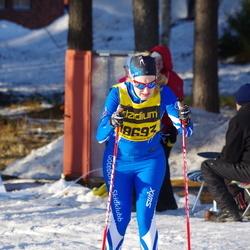 Skiing 90 km - Janni Axelson (18693)