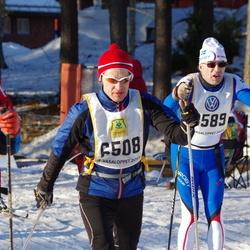Skiing 90 km - Jens Beiron (6508)