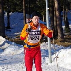 Skiing 90 km - Andreas Hallan (11874)