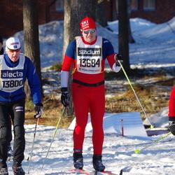 Skiing 90 km - Stefan Skogmark (13684), Anders Dahlberg (13800)