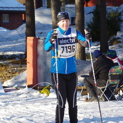 Skiing 90 km - Anders Röstin (7196)
