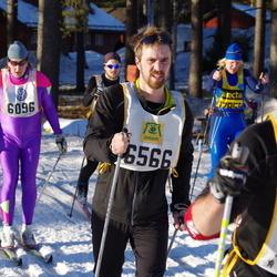 Skiing 90 km - Jan-Anders Eliasson (6096), Lars Hansander (6566)