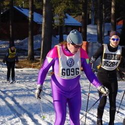 Skiing 90 km - Jan-Anders Eliasson (6096), Pontus Söderman (15284)