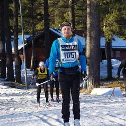 Skiing 90 km - Henrik Nyman (11751)