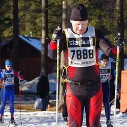 Skiing 90 km - Caj Malmsten (7888)