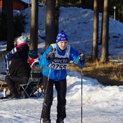 Skiing 90 km - Henrik Bonn (9759)