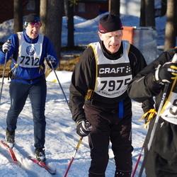 Skiing 90 km - Fredrik Söderhielm (7212), Bjarne Mattsson (7975), Anders Hellman (9426)