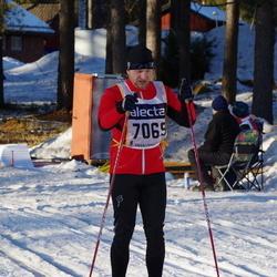 Skiing 90 km - Adam Hylén (7069)