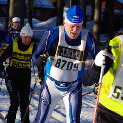 Skiing 90 km - Anders Johnsson (8709)
