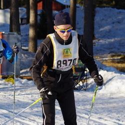 Skiing 90 km - Christer Lindqvist (8970)