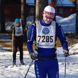 Skiing 90 km - Albin Andersson (7285)