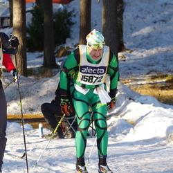 Skiing 90 km - Albin Johansson (10983), Aleksey Cheredilov (15872)