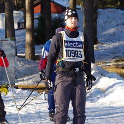 Skiing 90 km - Albin Johansson (10983)