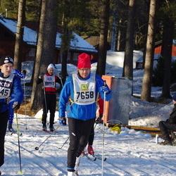 Skiing 90 km - Björn Bodén (7045), Egil Svendsby (7658), Leif Isaksson (8414)