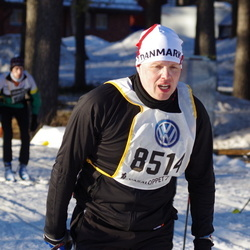 Skiing 90 km - Caspar Peter Bay Grauballe (8514)