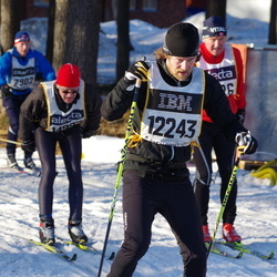 Skiing 90 km - Jan Zeffer (12243)