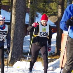 Skiing 90 km - Carl-Olof Rieden (10490)