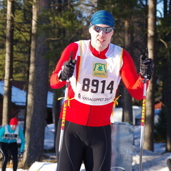 Skiing 90 km - Dennis Leino (8914)