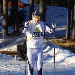 Skiing 90 km - Fredrik Hallenberg (9366)