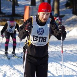Skiing 90 km - David Gustavsson (13118)