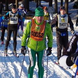 Skiing 90 km - Åke Larsson (30032)