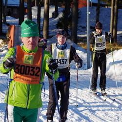 Skiing 90 km - Mikael Spångberg (10565), Janne Hurtig (11437)
