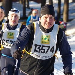 Skiing 90 km - Dirk Ronneburg (13574)