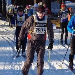 Skiing 90 km - Christian Dahlin (7875), Ronny Böhlin (13524)