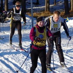 Skiing 90 km - Philippe Genetay (8753), Andreas Bøgsted-Møller (8934)