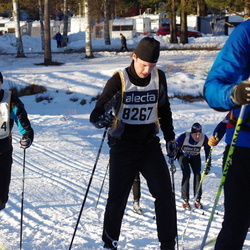 Skiing 90 km - Emil Bengtsson (7224), Emil Kronholm (8267)