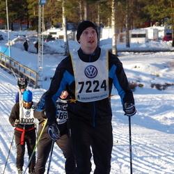 Skiing 90 km - Emil Bengtsson (7224)