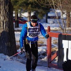 Skiing 90 km - Adam Hedström (15950)