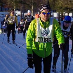 Skiing 90 km - Christer Sundkvist (10186)