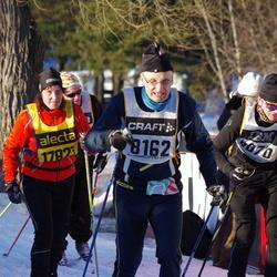 Skiing 90 km - Bo Kastlund (8162)