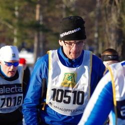 Skiing 90 km - Christer Eriksson (10510)