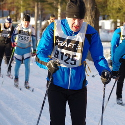 Skiing 90 km - Åke Nilsson (8125)