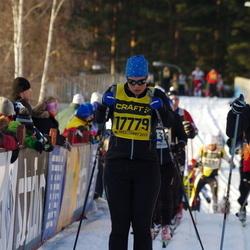 Skiing 90 km - Christina Nilsson (17779)
