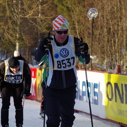 Skiing 90 km - Emil Arvidsson (8537)