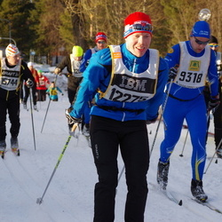 Skiing 90 km - Tobias Bonnevier (9318), Daniel Axelsson (12275)
