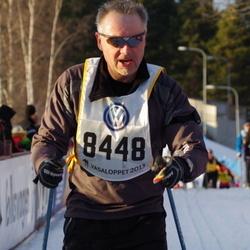 Skiing 90 km - Björn Erixson (8448)