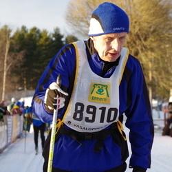 Skiing 90 km - Arne Erlands (8910)
