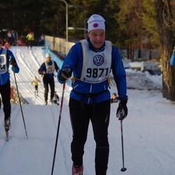 Skiing 90 km - Carsten Helland (9871)