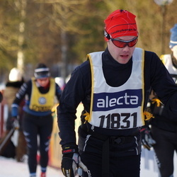 Skiing 90 km - Daniel Jansson (11831)