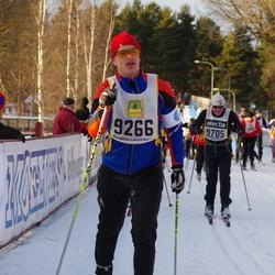 Skiing 90 km - Carl Symreng (9266)
