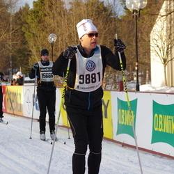 Skiing 90 km - Anders Runhem (9881)