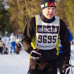 Skiing 90 km - Eigil Örgersen (9695)