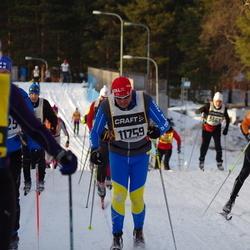 Skiing 90 km - Danilo Aime (11759)
