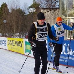Skiing 90 km - Anders Grinneby (15222)